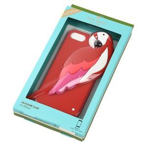 ケイトスペード kate spade IPHONE 7 ケース アイフォン7 iPhone WIRU0563 鳥 iインコ|worlddrive