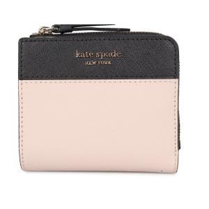 Kate spade ケイトスペード 二つ折り財布 WLRU5430-195 アウトレット レディース worlddrive