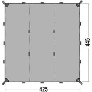 TATONKA TARP 1 Simple タトンカ タープ|worldfigure
