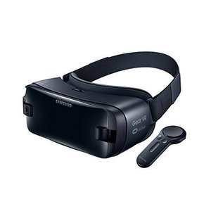 【S9, S9+, Note8対応版】Samsung サムスン Galaxy Gear VR with Controller SM-R325【S9, S9+, Note8対|worldfigure