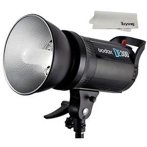 【商品名】GODOX DE300 300WS コンパクト スタジオフラッシュライト ストロボ 照明 ...