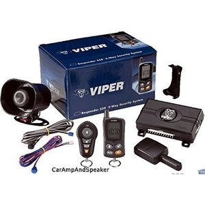 Viper Responder 350 2-Way Security System 3305V by Viper|worldfigure