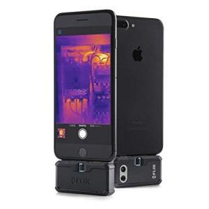FLIR(フリアー) iPhone/iPad用 FLIR ONE Pro LT版 赤外線サーモグラフィカメラ worldfigure