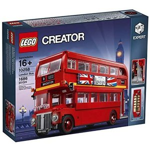 レゴ(LEGO)クリエーター ロンドンバス│ LEGO Creator Expert 10258 London Bus【10258】|worldfigure