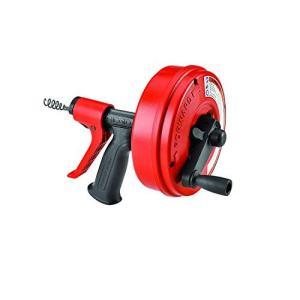 Ridgid Drain Cleaner Power Spin+with Autofeed リジッド ドレン クリーナー 57043 Ridgid Drain|worldfigure