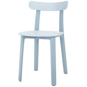 ヴィトラ Vitra オールプラスチックチェア イス 椅子 アイスグレー All Plastic Chair ice grey ダイニン|worldfigure