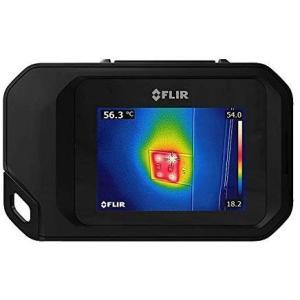 FLIR(フリアー) iPhone/iPad用 FLIR C3 コンパクトサーモグラフィ Wi-Fi|worldfigure