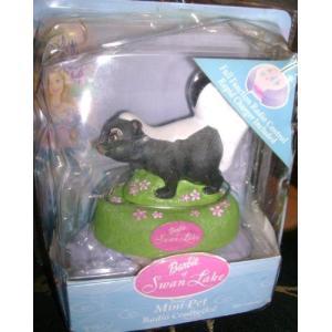Barbie(バービー) of Swan Lake Mini Pet Skunk Radio Controlled Figure ドール 人形 フィギュア worldfigure 02