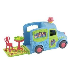 fisher price Hideaway Hollow tommy treats truck