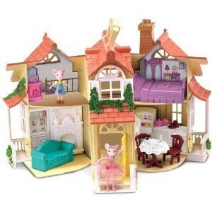 Fisher Price (フィッシャープライス) Angelinas House Playset