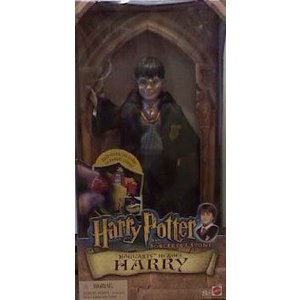 Harry Potter (ハリーポッター) and the Sorcerer's Stone Harry Hogwarts Heroes Harry Doll ドール 人