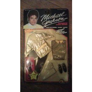 【商品名】Michael Jackson Motown Outfit for 12 in Doll....