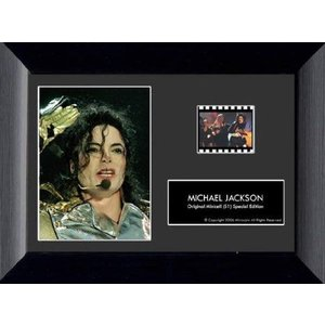 【商品名】Michael Jackson Series 1 Mini Film Cell フィギュア...
