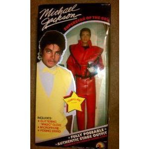【商品名】Michael Jackson Superstar of The 80's  THRILL...