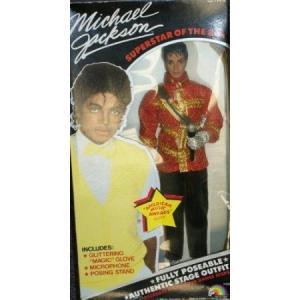 【商品名】Michael Jackson Superstar of the 80's Ammeric...