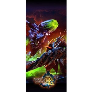 【商品名】Monster Hunter 3 (Tri) G: Microfiber Towel フィ...
