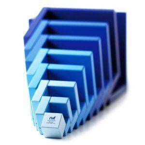 Naef Cella Block Set, Blue ブロック おもちゃ