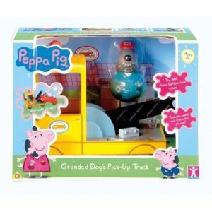 Peppa Pig - Grandad Dog's Pick Up Truck|worldfigure|02