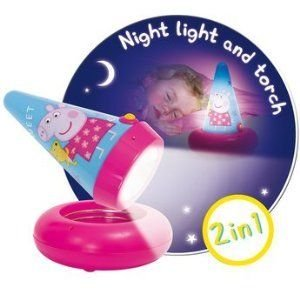 Peppa Pig Go Glow Light