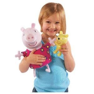 Peppa Pig Hide N Seek Toy フィギュア おもちゃ 人形