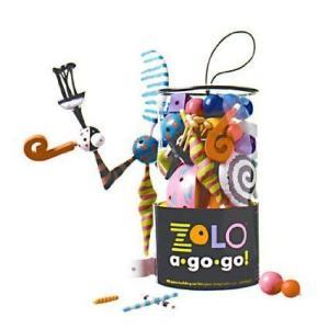 【商品名】Zolo Zolo-a-Go-Go ブロック おもちゃ 【カテゴリー】フィギュア