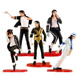 【商品名】マイケル・ジャクソン 5体フィギュアセット 【カテゴリー】フィギュア