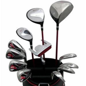 アウトレット ゴルフクラブセット メンズ G510 16点フルセット 右用 フレックスR evcls...