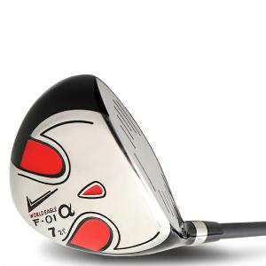 送料無料 ゴルフ メンズ フェアウェイウッド ツアープロ推薦!F-01α ステンレス FW 7番  右用|worldgolf