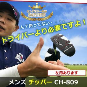 ワールドイーグル メンズチッパー CH-809 グリーン周りで大変便利なクラブです パター感覚で打つ...
