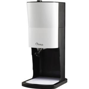 氷かき器 家庭用 ドウシシャ 電動ふわふわとろ雪かき氷器 D...