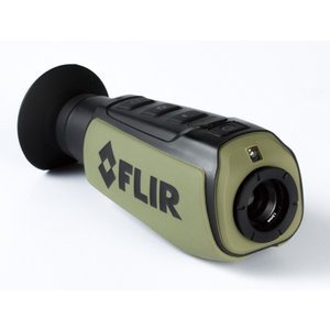 サーマル暗視スコープ フリアースカウトII320 2倍ズーム リアルタイムビデオ出力 熱検知 ナイトビジョン フリアー FLIR 国内正規品