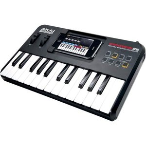 Akai Professional.LP iPhone/iPod touch用キーボード・コントローラー SYNTHSTATION25|worldmusic