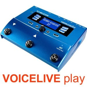■TC-HELICON VoiceLive Play ボーカル用エフェクター|worldmusic