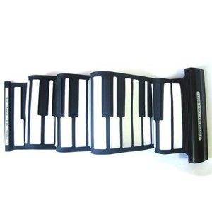 88 Keys Professional Flexible MIDI Roll Up Electronic USB Piano Keyboard Gift for Mac  キーボード worldmusic