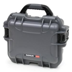 Nanuk 905 Case with Cubed Foam (Graphite)|worldmusic