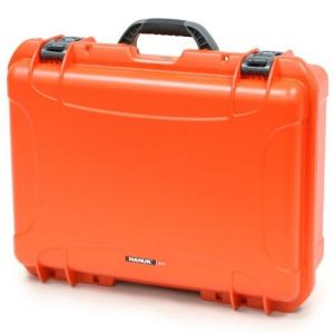 Nanuk 905 Case with Cubed Foam (Orange (オレンジ))|worldmusic