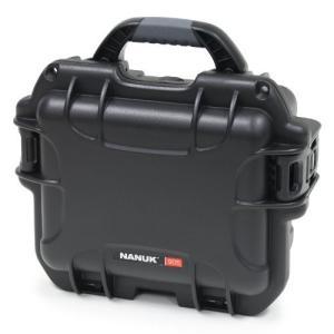 Nanuk 905 Case with Cubed Foam -Black|worldmusic