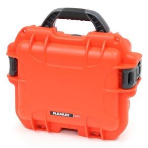 Nanuk 905 Case with Padded Divider (Orange (オレンジ))|worldmusic