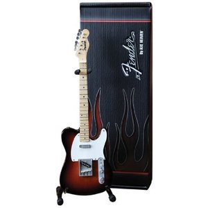 Axe Heaven FT-002 Fender (フェンダー) ジャズベース 3-Color Sunburst Miniature Guitar|worldmusic