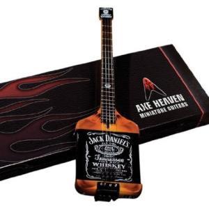 Axe Heaven MA-030 Electric Jack Daniels Miniature Bass Replica|worldmusic