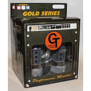 Groove Tubes (グルーブチューブ) GT-KT88-SV Select パワーチューブ Low worldmusic