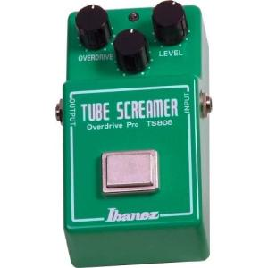 Ibanez (アイバニーズ) TS808 Tube Screamer Reissue OD Overdrive ペダル|worldmusic