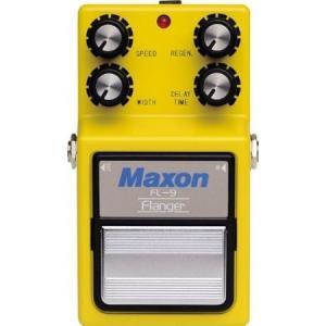【商品名】Maxon 9-Series Analog Flanger 【カテゴリー】楽器:ギター:ギ...