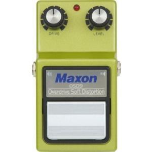 【商品名】Maxon 9-Series Overdrive Soft ディストーション 【カテゴリー...