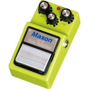 【商品名】Maxon 9-Series Sonic ディストーション 【カテゴリー】楽器:ギター:ギ...