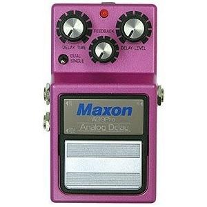 【商品名】Maxon AD9 Pro Analog Delay ペダル 【カテゴリー】楽器:ギター:...