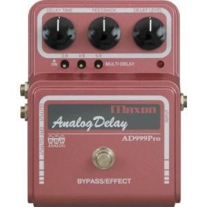 【商品名】Maxon AD999 Pro Analog Delay ギターエフェクトペダル 【カテゴ...