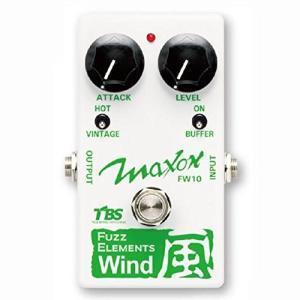 Maxon FW10 Fuzz Elements - Wind British Invasion F...