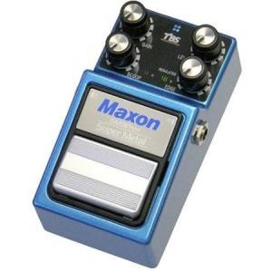 Maxon Nine Series SM-9 Pro Plus Super Metal ギターエフェ...