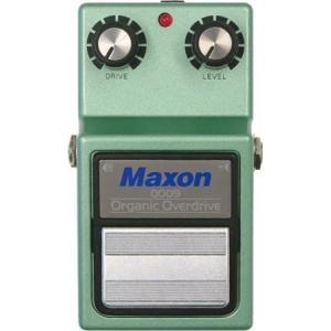 【商品名】Maxon OOD-9 Organic Overdrive ペダル 【カテゴリー】楽器:ギ...